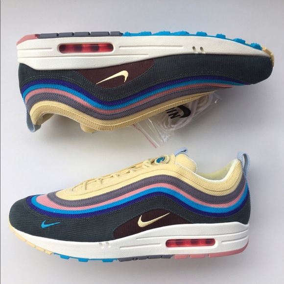 Air Max 197 Sean Wotherspoon (Extra Lace Set Only)